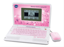 Vtech 80-117964 Glamour Girl XL Laptop E/R