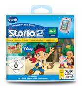 Vtech 80-231604 CS.Storio 2+3/MAX Jake und der Nimmerland Pirat