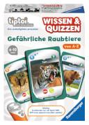 Ravensburger 7523 tiptoi® - Wissen & Quizzen: Gefährliche Raubtiere