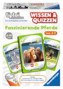 Ravensburger 00754 tiptoi® - Wissen & Quizzen: Faszinierende Pferde