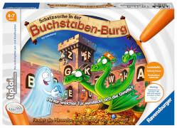 Ravensburger 00737 tiptoi® - Schatzsuche in der Buchstabenburg