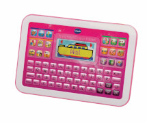 Vtech 80-155254 Preschool Colour Tablet, pink