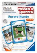 Ravensburger 7554 tiptoi® - Wissen & Quizzen: Unsere Hunde