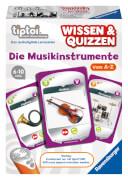 Ravensburger 7561 tiptoi® - Wissen & Quizzen: Die Musikinstrumente