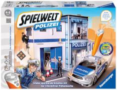 Ravensburger 00759 tiptoi® - Spielwelt Polizei