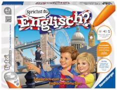 Ravensburger 007868 tiptoi® Sprichst du Englisch? Interaktives Lernspiel
