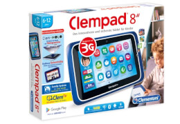 Clementoni Clempad 7.0 (16 GB, 8 Zoll)