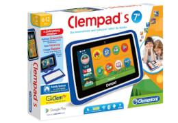 Clementoni Clempad S 7.0 (16 GB, 7 Zoll) mit Tastatur