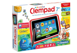 Clementoni Mein erstes Clempad 7.0 (16 GB, 7 Zoll)