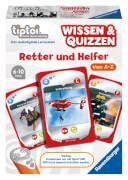 Ravensburger 00829 tiptoi® Wissen & Quizzen: Retter und Helfer