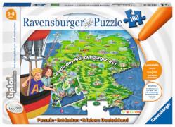 Ravensburger 00831 tiptoi® Puzzeln, Entdecken, Erleben: im Zoo