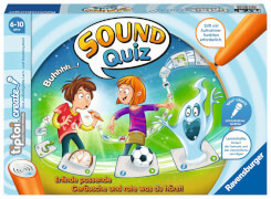 Ravensburger 00841 tiptoi® CREATE Sound-Quiz