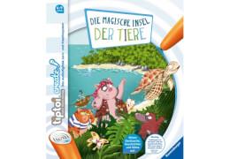 Ravensburger 009046 tiptoi® CREATE Die magische Insel der Tiere