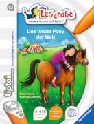 Ravensburger 6007  tiptoi® - Leserabe Das tollste Pony der Welt