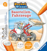 Ravensburger 55406 tiptoi® Baustellen-Fahrzeuge