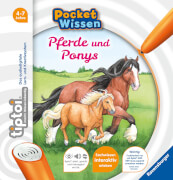 Ravensburger 55408 tiptoi® Pferde und Ponys