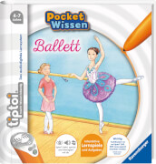 Ravensburger 6892 tiptoi® Buch pocket Wissen: Ballett
