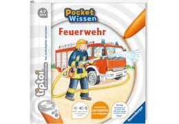 Ravensburger 6908 tiptoi® Buch Pocket Wissen: Feuerwehr