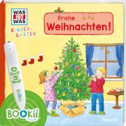Tessloff BOOKii® WAS IST WAS Kindergarten Frohe Weihnachten!