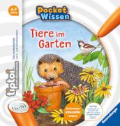 Ravensburger 65891 tiptoi® Pocket Wissen: Tiere Garten