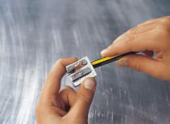 STAEDLER Bleistift ''Noris ergosoft 153'', Stärke 2B