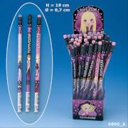 Depesche 6890 TOPModel Bleistift mit Radierertopper