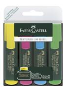 Faber-Castell Textmarker TEXTLINER 48 Refil
