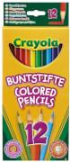 AMIGO 36123 Crayola Buntstifte 12 Stück
