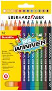 Farbstift Big WINNER 12er Etu