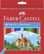 Faber-Castell Farbstifte Eco 48er Etui mit