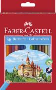 Faber-Castell Farbstifte Eco 36er Etui mit