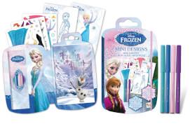 Disney's Frozen (Die Eiskönigin) - Mini-Skizzenblock inkl. Stiften