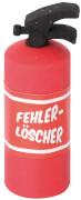 Radierer Feuerlöscher