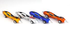 Depesche 4997 Monster Cars Kugelschreiber Racing