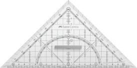 Faber-Castell GRIP Geometriedreieck groß 22 cm