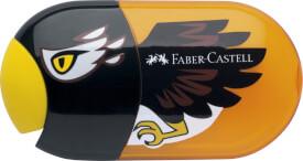 Faber-Castell Doppelspitzdose Adler inkl. Radierer