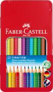 Buntstift Colour GRIP 12er Metalletui