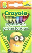 Crayola MI8 Wachsmalstifte