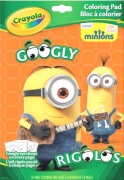 Crayola Minions Googly Eyes