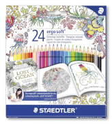 Farbstift ergosoft 24 St.-Johanna Basfo