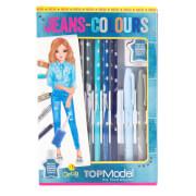 Depesche 8072 TOPModel Stifte Set -Jeans
