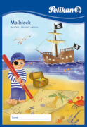Pelikan-Malblock A4/100Blatt