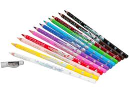 Depesche 8067 TOPModel Buntstifteset 12 Basic Farben