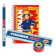 Schreibset Feuerwehrmann Sam 2017, 20-teilig