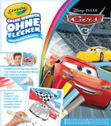 Crayola Color Wonder Cars 3