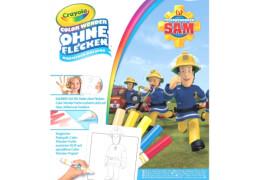 AMIGO 12799 Crayola Color Wonder Feuerwehrmann Sam