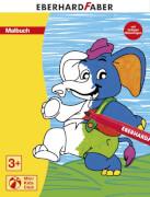 Mini Kids Club Malbuch