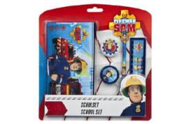 Feuerwehrmann Sam Schulset, 8-tlg.