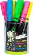 Trendhouse - WHAT EVER!? Jumbo Highlighter mit Duft, Schreibwaren, ab 3 Jahren
