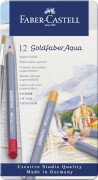 Aqua.stift Goldfaber Aqua 12-Metalletui